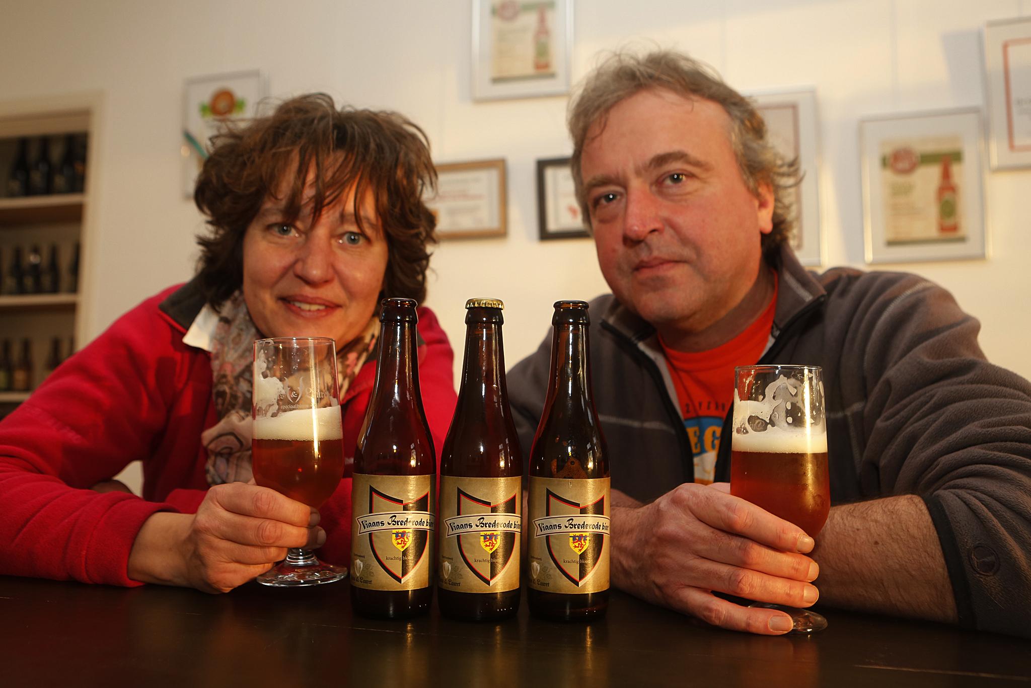 Duits en Lauret presenteren nieuw biersoort