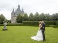 Samen bij kasteel Heemstede