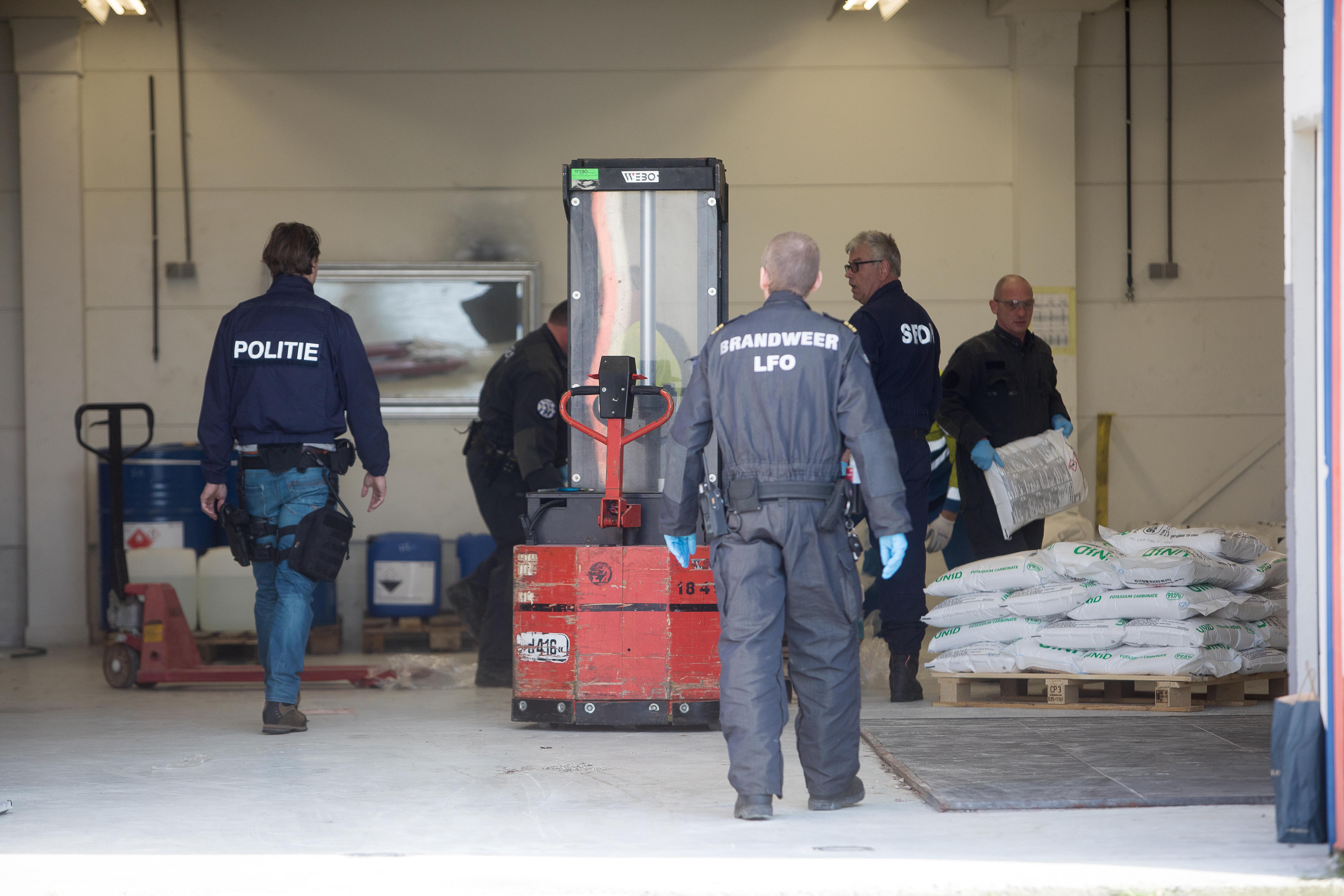 Drugslab in Nieuwegein ontmanteld