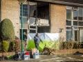 Onderzoek dodelijke woningbrand Bilhoven