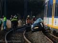 Dode bij aanrijding auto trein Utrecht