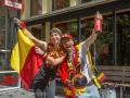 Kafé België in Utrecht klaar voor EK
