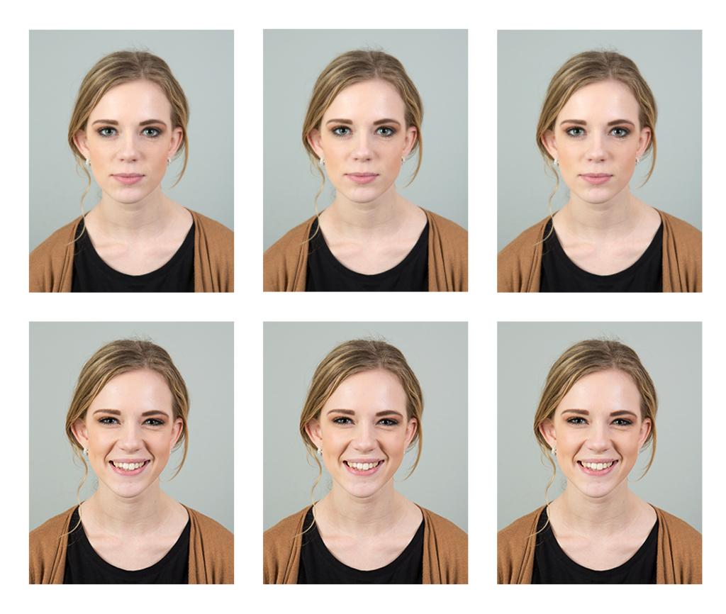 Foto 6 Foto 6: Pasfoto's Marigold Menno Bausch Fotografie Zeist