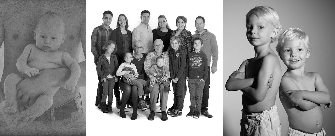 Familie, (zakelijk) Portret &
