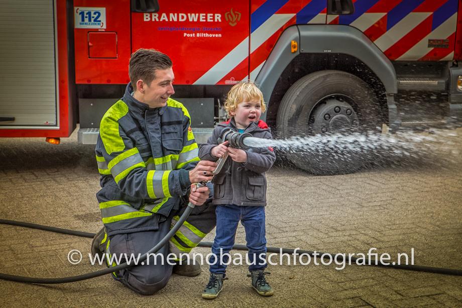 Brandweerman in Spé Bilthoven