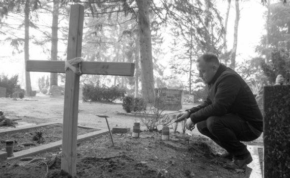 Recherche Utrecht plaatst kruis bij onbekende dode man