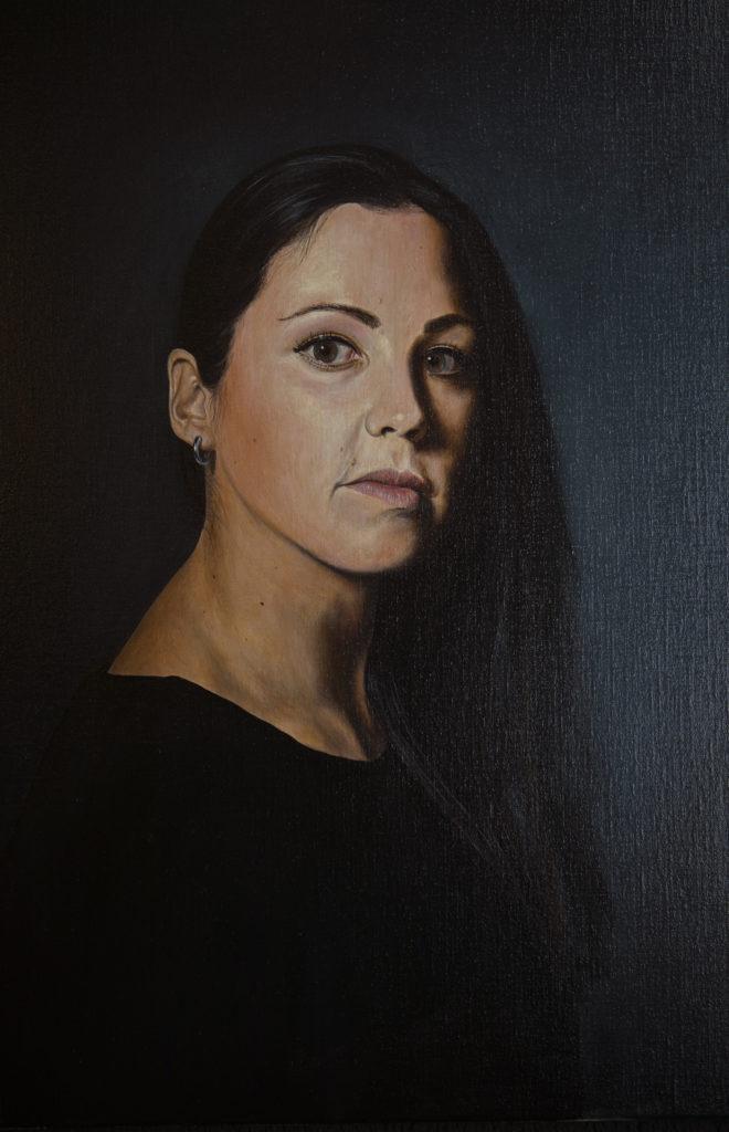 schilderij Alexandra fb